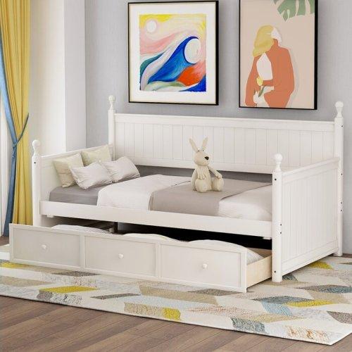 Sofa Bed Kayu Ayshea