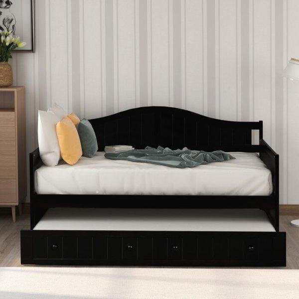 Sofa Bed Kayu Brenya Modern
