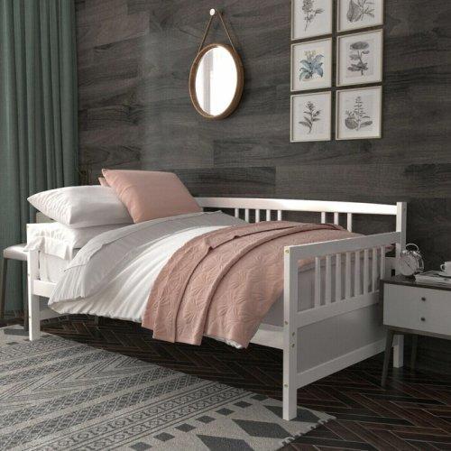 Sofa Bed Kayu Kathey Minimalis