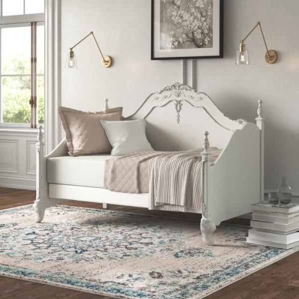 Sofa Bed Kayu Klasik Delaney