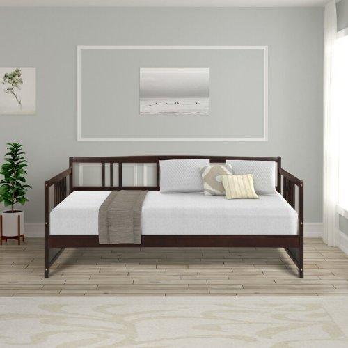 Sofa Bed Kayu Minimalis Hunnewel