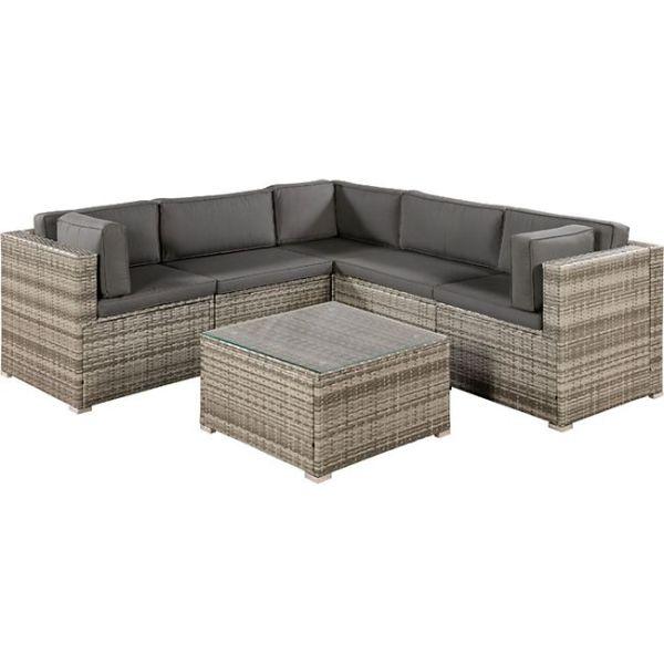 Sofa Tamu Rotan Minimalis Nassau
