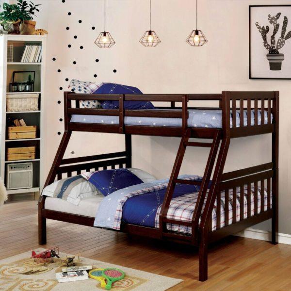 Tempat Tidur Jati Tingkat Jaiz