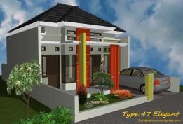Kredit Rumah Murah Di Surabaya Type 45
