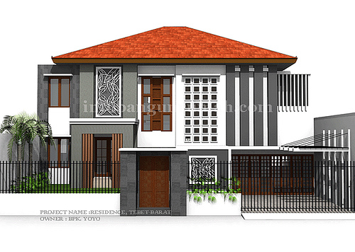 Desain Rumah Minimalis Model Eropa Rumah Minimalis Hub