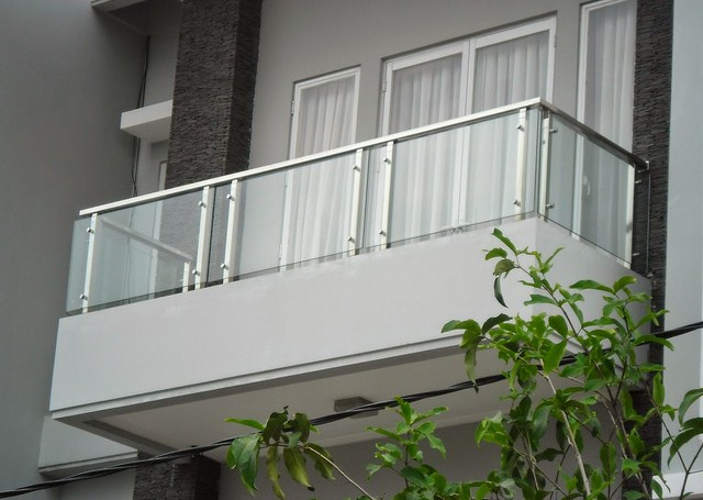 Foto Desain Rumah Mewah Minimalis