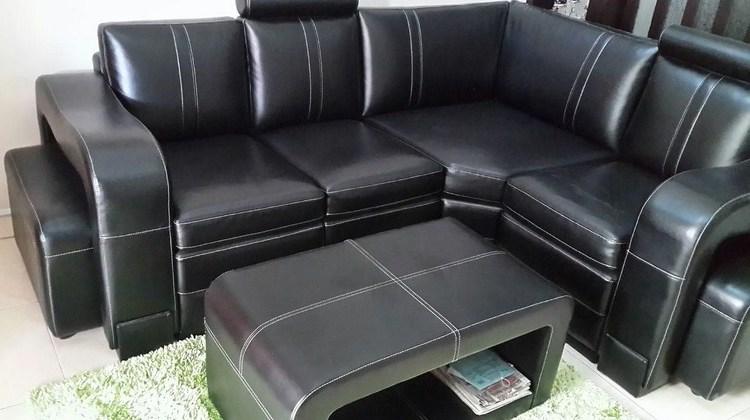 Gambar Sofa Kulit Minimalis  Furniture Rumah 2385
