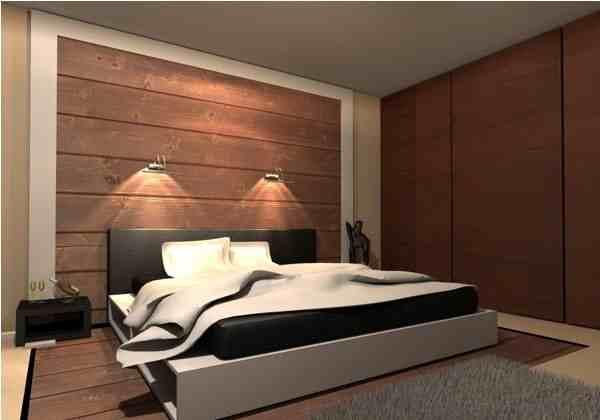 Model Desain Kamar Tidur Utama Elegan  Interior Rumah 1702