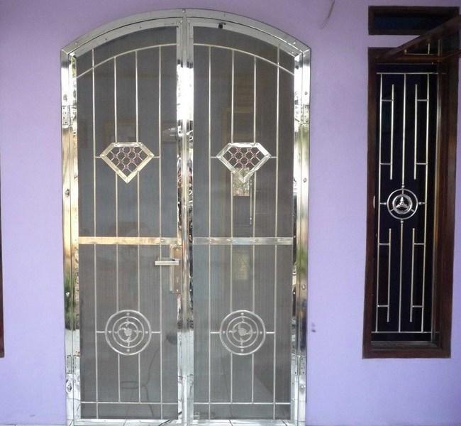Teralis Pintu Minimalis  Jendela Rumah 2255