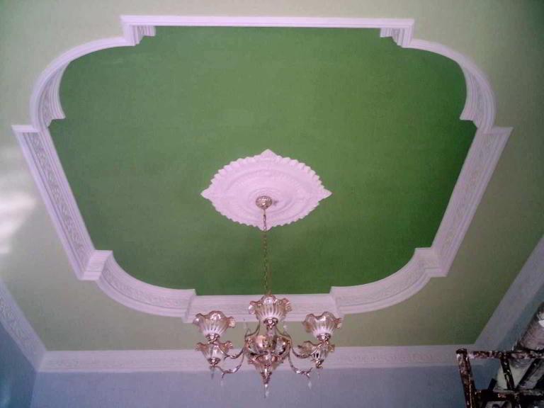 Warna Plafon Ruang Tamu  Interior Rumah 3226