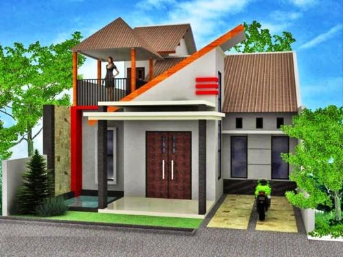 Desain Rumah Minimalis 2 Lantai Sederhana 2 - 30 Desain Rumah Minimalis 2 Lantai Sederhana dan Modern Terbaru