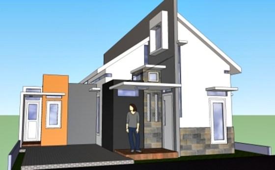 Gambar Rumah Minimalis 1 Lantai 6 - 20 Gambar Rumah Minimalis 1 Lantai Elegan Dan Nyaman