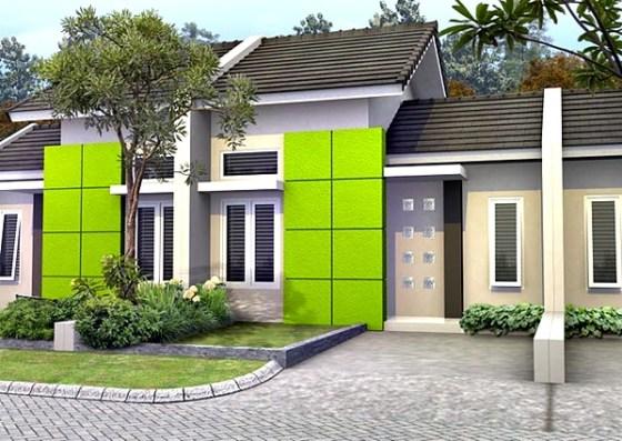 Warna Cat Rumah yang Baik Menurut Islam 1 - 3 Inspirasi Desain Rumah Sederhana Impian Keluarga 2019