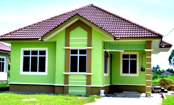 Warna Cat Rumah yang Baik Menurut Islam 3 - Ketahui Warna Cat Rumah yang Baik Menurut Islam Bagian Luar