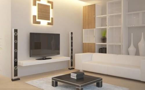 Desain Ruang Keluarga Minimalis Kecil 14 - 20+ Desain Ruang Keluarga Minimalis Kecil yang Bagus