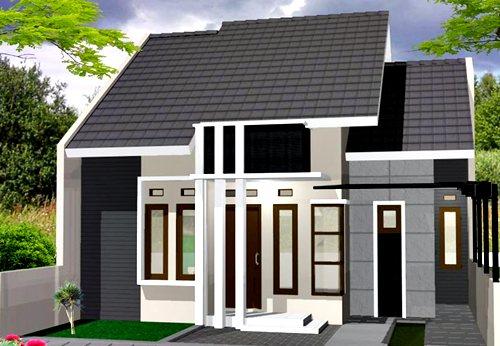 21 Desain Rumah Mewah 1 Lantai Modern Terbaru 2018