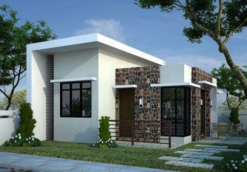 Desain Rumah Minimalis 1 Lantai Mewah 4 - 21 Desain Rumah Mewah 1 Lantai Modern Terbaru 2018