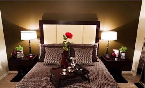 Desain dan Warna Cat Kamar Tidur Romantis 1 - 19 Desain Kamar Tidur Suami Istri Sederhana Tapi Romantis