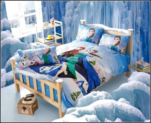 Desain Kamar Tidur Frozen