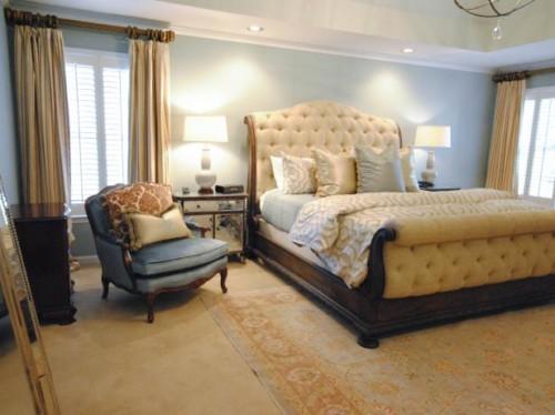 Desain Kamar Tidur Suami Istri Sederhana Tapi Romantis 11