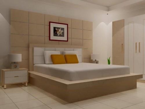 Desain Kamar Tidur Suami Istri Sederhana Tapi Romantis 14