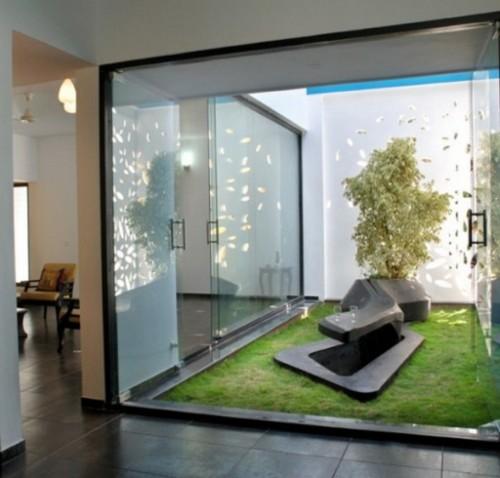 Desain Taman Minimalis Belakang Rumah 11 - 23 Desain Taman Minimalis Depan dan Belakang Rumah Terbaik