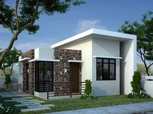 Model Atap Rumah Minimalis Bagian Depan 4 - 21 Model Atap Rumah Minimalis Bagian Depan Terbaru 2018