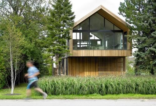 Desain Rumah Kayu Minimalis Sederhana 18 - 26 Desain Rumah Kayu Minimalis Sederhana Terbaru 2018