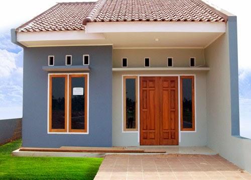 Rumah type 36 sederhana