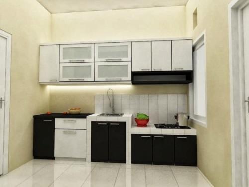 26 Desain Dan Harga Kitchen Set Minimalis Terbaru 2018