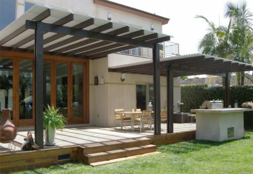 Model Teras Rumah Mewah 14 - 19 Model Teras Rumah Mewah Cantik Nan Modern Terbaru 2018