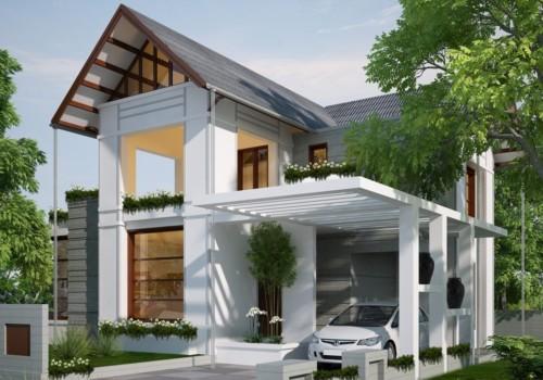 Desain Garasi Mobil Rumah Minimalis
