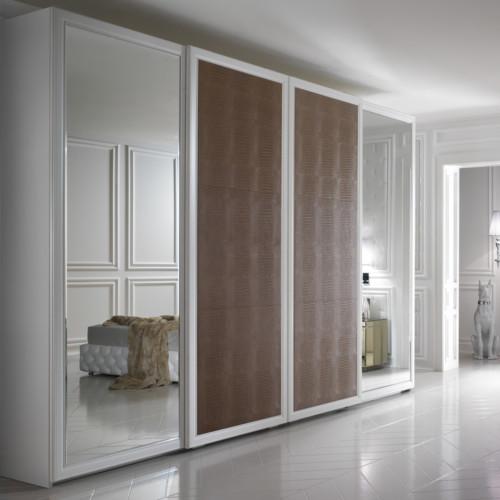 Model Lemari Pakaian Pintu Geser