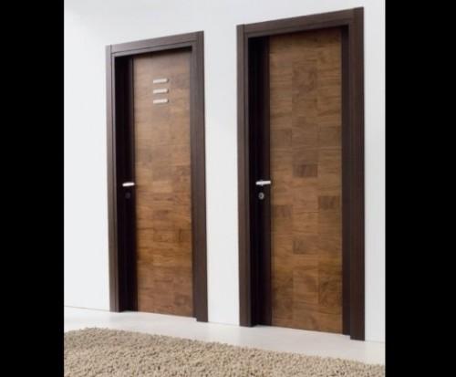 Kombinasi Warna Cat Kusen Pintu - Tips Memilih Pintu Rumah Minimalis & 50++ Contoh Desain.