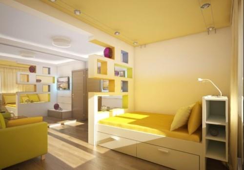 Warna Cat Rumah Mungil 2 - 22 Desain Rumah Kecil Mungil yang Tidak Kalah Cantik