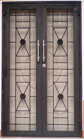 Model Teralis Pintu Minimalis Modern - Tips Memilih Pintu Rumah Minimalis & 50++ Contoh Desain.