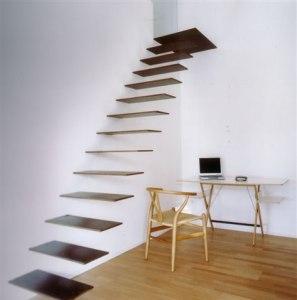 16 model tangga besi minimalis untuk rumah tingkat terbaru