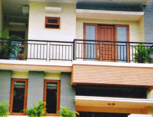 Model Balkon Minimalis Modern Lantai 2 8 - 15 Model Balkon Minimalis Modern Lantai 2 di Rumah Tingkat
