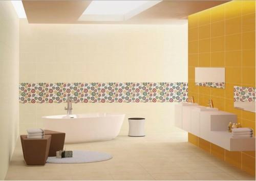13 Warna Keramik Kamar Mandi untuk Lantai dan Dinding yang
