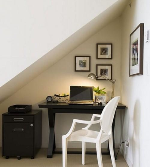 ruang kerja2 - Ruang Kerja Minimalis, Produktifitas Maksimalis