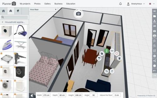 Langkah Desain 3D 6 - 7 Langkah Mudah Buat Sendiri Denah Rumah Minimalis