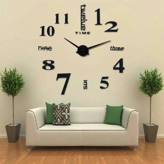 Jam dinding blend in 2 - Inspirasi Dekorasi Interior 🕒 Jam Dinding Minimalis