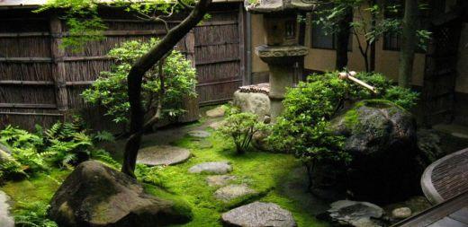 kebun rumah jepang - 17+ Desain Rumah Minimalis dengan Konsep  Jepang Paling Menarik
