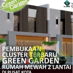 Toko Baja Ringan Jatiasih Cluster Green Lake Di Central City Bekasi Prop451