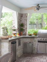 44+ Amazing Outdoor Kitchen Ideas on A Budget   Page 12 of 46