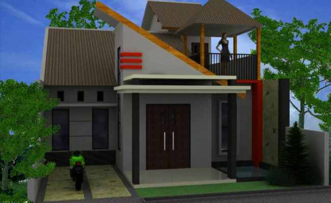 40+ Rumah Minimalis 2 Lantai Type 36 Pictures - Download ...