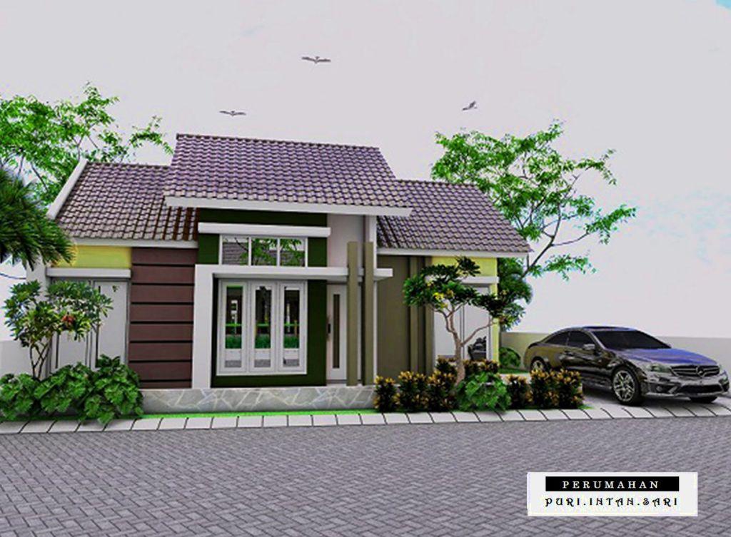 Gambar Desain Halaman Depan Rumah