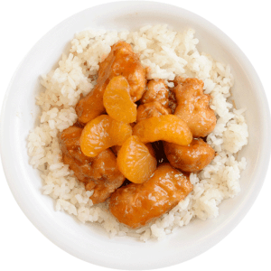 Rumbi Kids Honey Orange Tempura Bowl