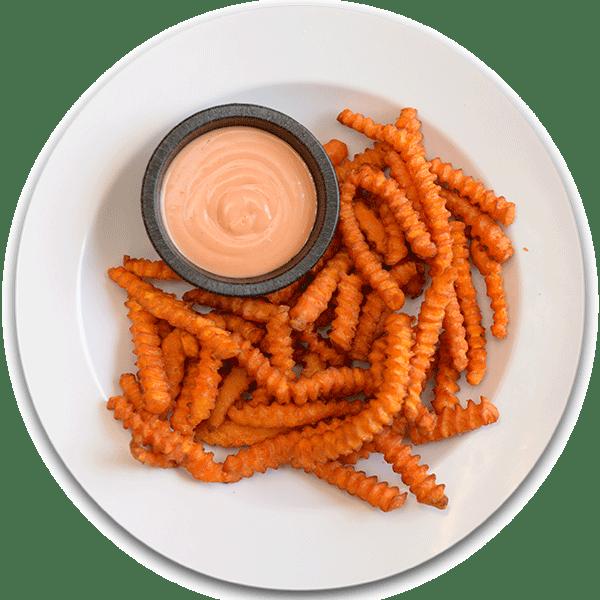 Rumbi Sweet Potato Fries