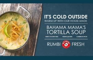 Rumbi Island Hot Soup